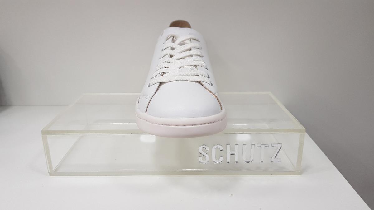 588f705de7 tênis couro branco-schutz - tênis ultralight s-light white. Carregando zoom.