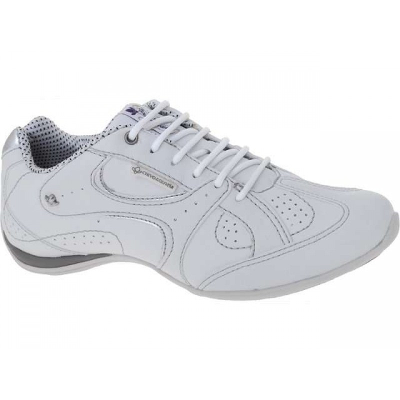 5577af35a tênis cravo e canela 65223 - branco - delabela calçados. Carregando zoom.