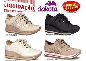 fd6957424 Tenis Dakota Dourado Menina - Calçados, Roupas e Bolsas com o Melhores  Preços no Mercado Livre Brasil
