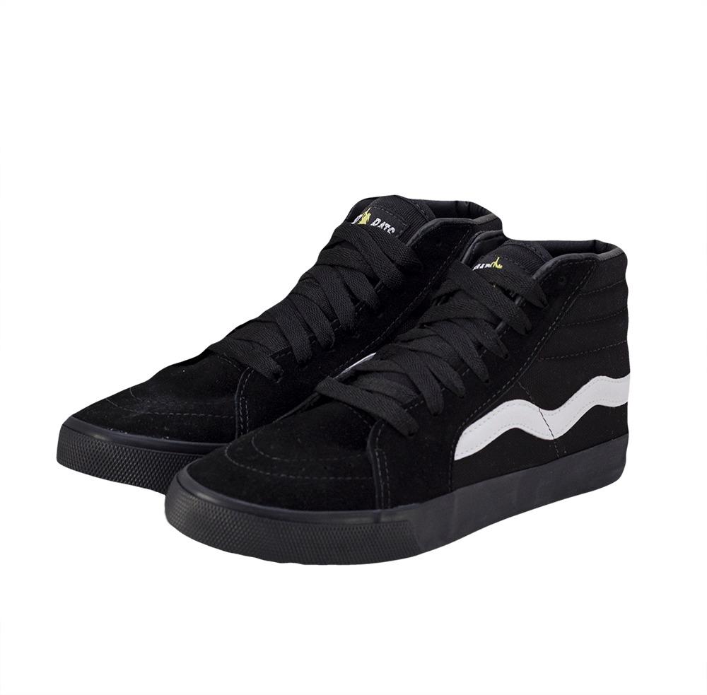 e568d4c906 tênis dança sneakers mad rats hi top preto skate cano alto. Carregando zoom.