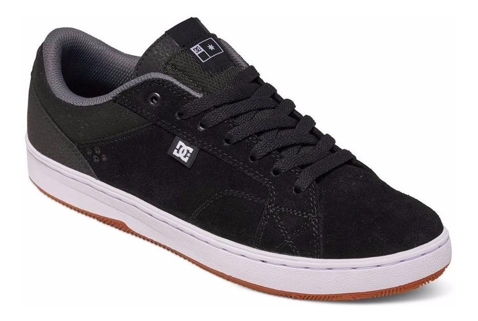 69239ba8ae Tênis Dc - Astor - Preto Sola Branca! Lançamento Dc Shoes!!! - R ...