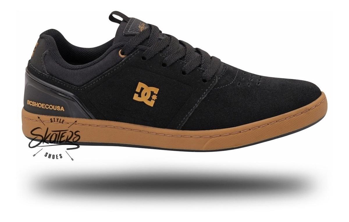 6b1e38c3e2 tênis dc chris cole signature skate masculino - compre já. Carregando zoom.