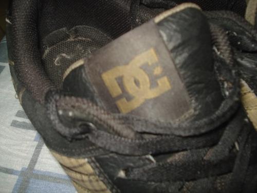 tênis dc original bom estado usado
