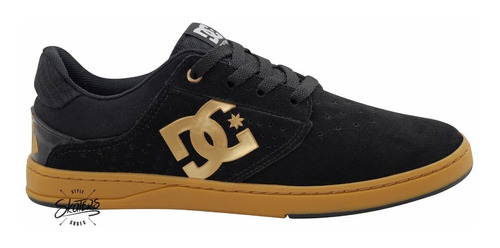 tênis dc plaza 2 signature lite tc skate masculino