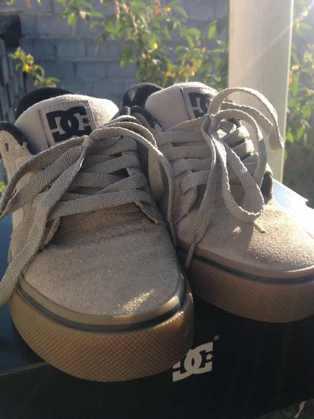 tênis dc shoes anvil la grey gum. Carregando zoom. 48715a05de673