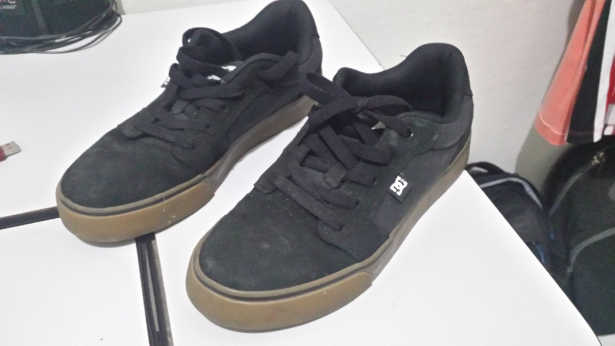 tênis dc shoes anvil la masculino. Carregando zoom. 3b59eda46722c