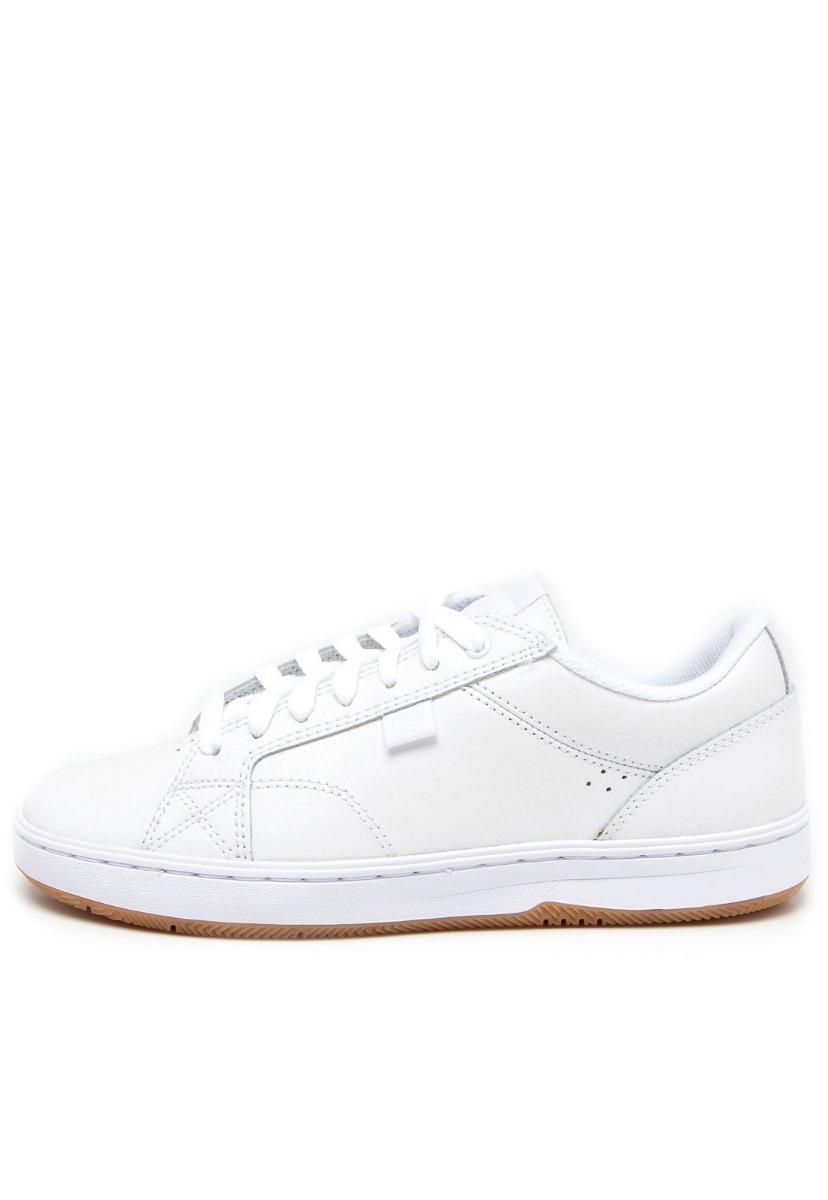 a73cb19cb6780 Tênis Dc Shoes Astor White Gum Original Frete Gratis - R$ 199,00 em ...