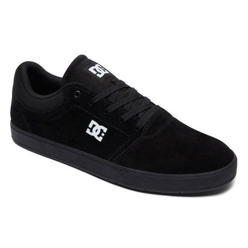 Tênis Dc Shoes Crisis Black black Original Frete Gratis - R  219 106fdf286cede