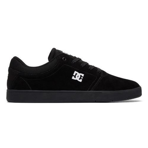 tênis dc shoes crisis la black white original frete gratis
