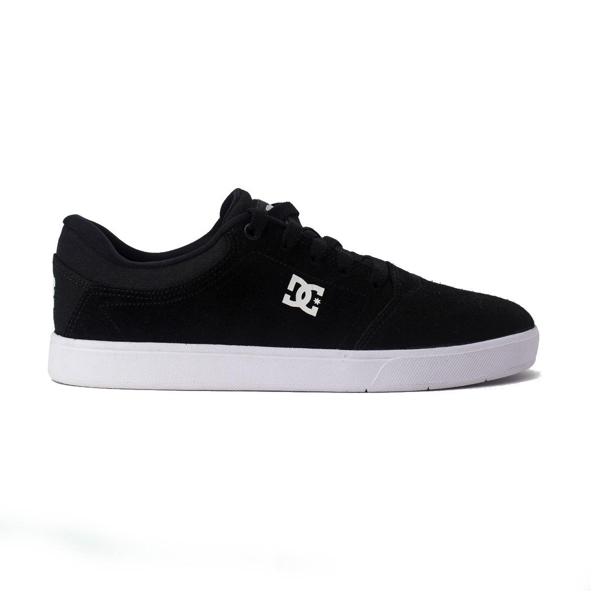0a288f629f22a tênis dc shoes crisis la black white original frete gratis. Carregando zoom.