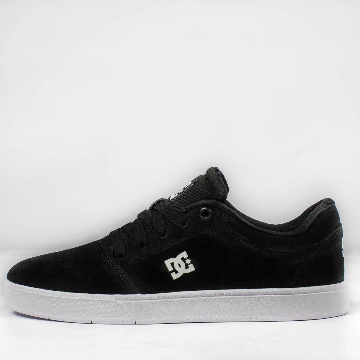 b8b5b8de7779e tênis dc shoes crisis la preto branco original frete grátis. Carregando zoom .