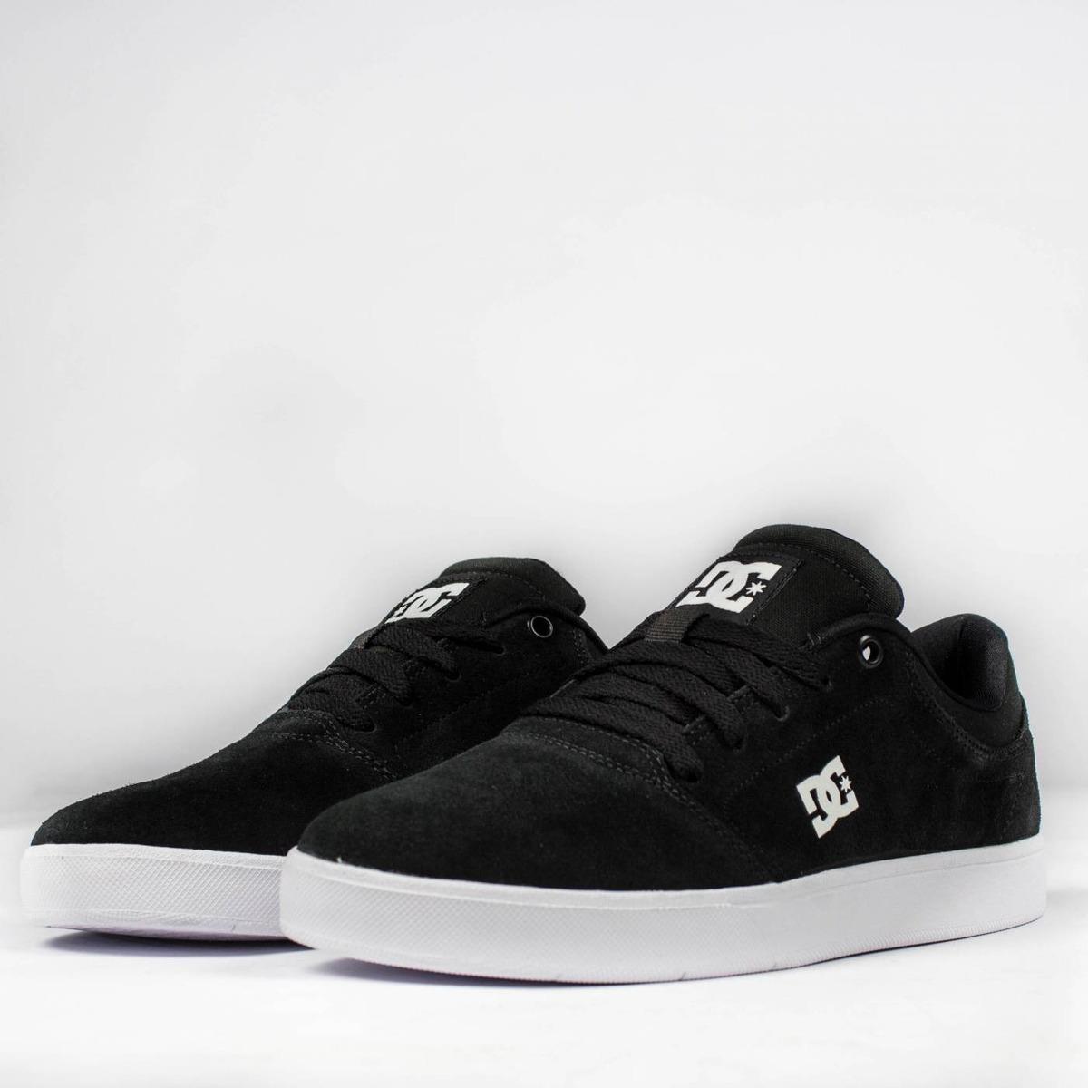 6265aa352a236 tênis dc shoes crisis la preto branco original frete grátis. Carregando zoom .