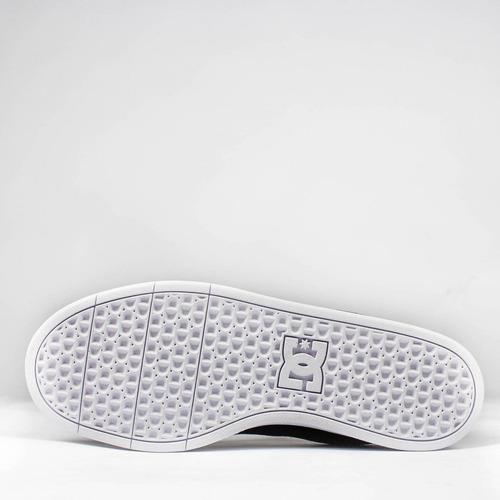be968cae1d1 Tênis Dc Shoes Crisis La Preto Branco Original Frete Grátis - R  299 ...