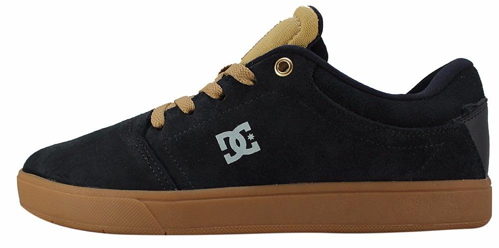 tênis dc shoes crisis preto caramelo original frete grátis. Carregando zoom. dd56c775e7a87