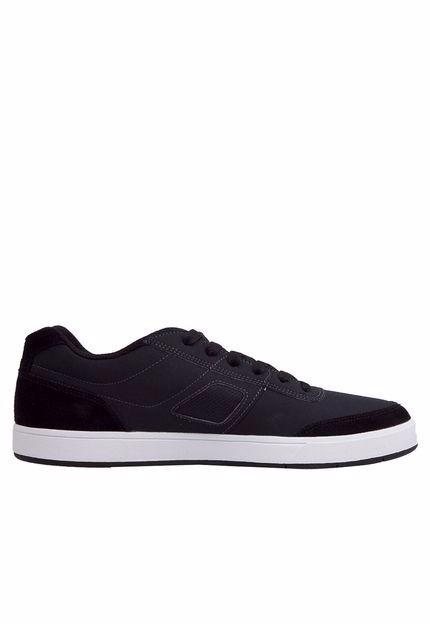 Tênis Dc Shoes Cue Preto 2616 Ace Promoção Metade Preço - R  199 1468d93d35a14