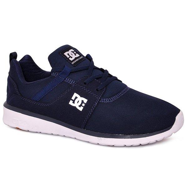 0623d3e946 Tênis Dc Shoes Heathrow Azul Marinho - R  388