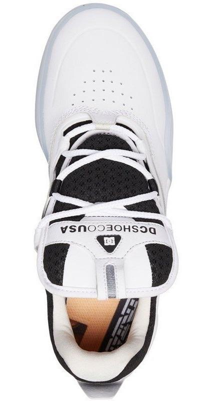 3d13b81f21 Tênis Dc Shoes Kalis S Manolo White - R$ 549,90 em Mercado Livre