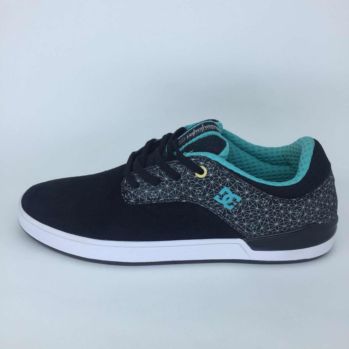 1e0a0b9039 Tênis Dc Shoes Mikey Taylor 2s Preto Azul Original - R$ 246,51 em ...