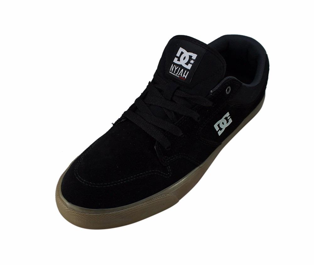 03a8cf6cbd tênis dc shoes skate original preto marrom nyjah huston novo. Carregando  zoom.