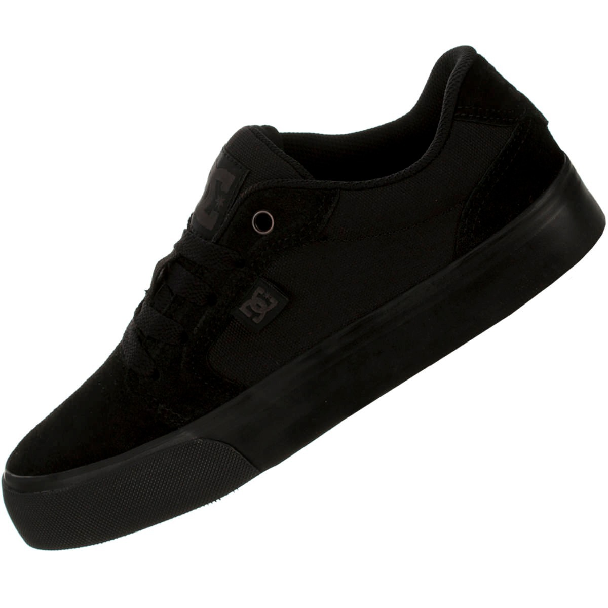 Tênis Dc Shoes Tênis Dc Shoes Anvil 2 La Black Black - R  309 aa3e426ae0176