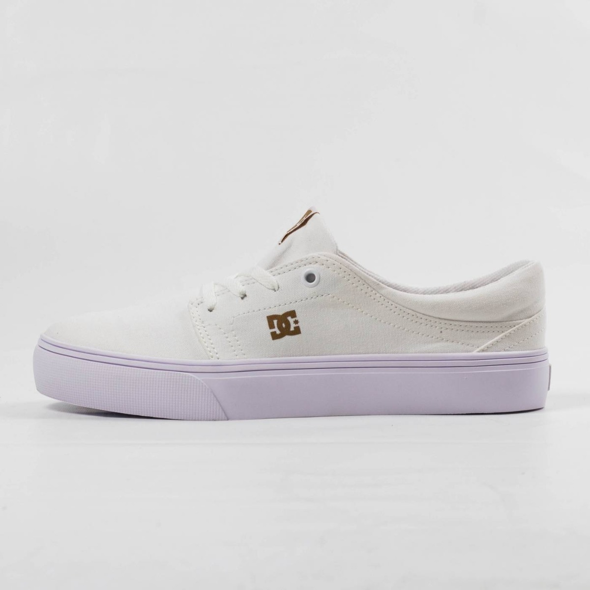 59a457db9b475 tênis dc shoes trase tx branco skate original. Carregando zoom.