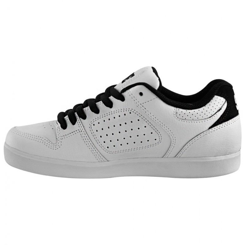 tênis dc shoes union branco original. Carregando zoom. 4da62894e08cf