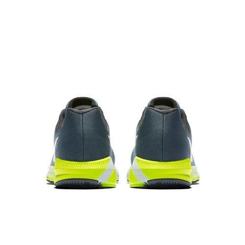 73061cc3e88 Tênis De Corrida Nike Air Zoom Structure 21 Cinza Pronado - R  450 ...