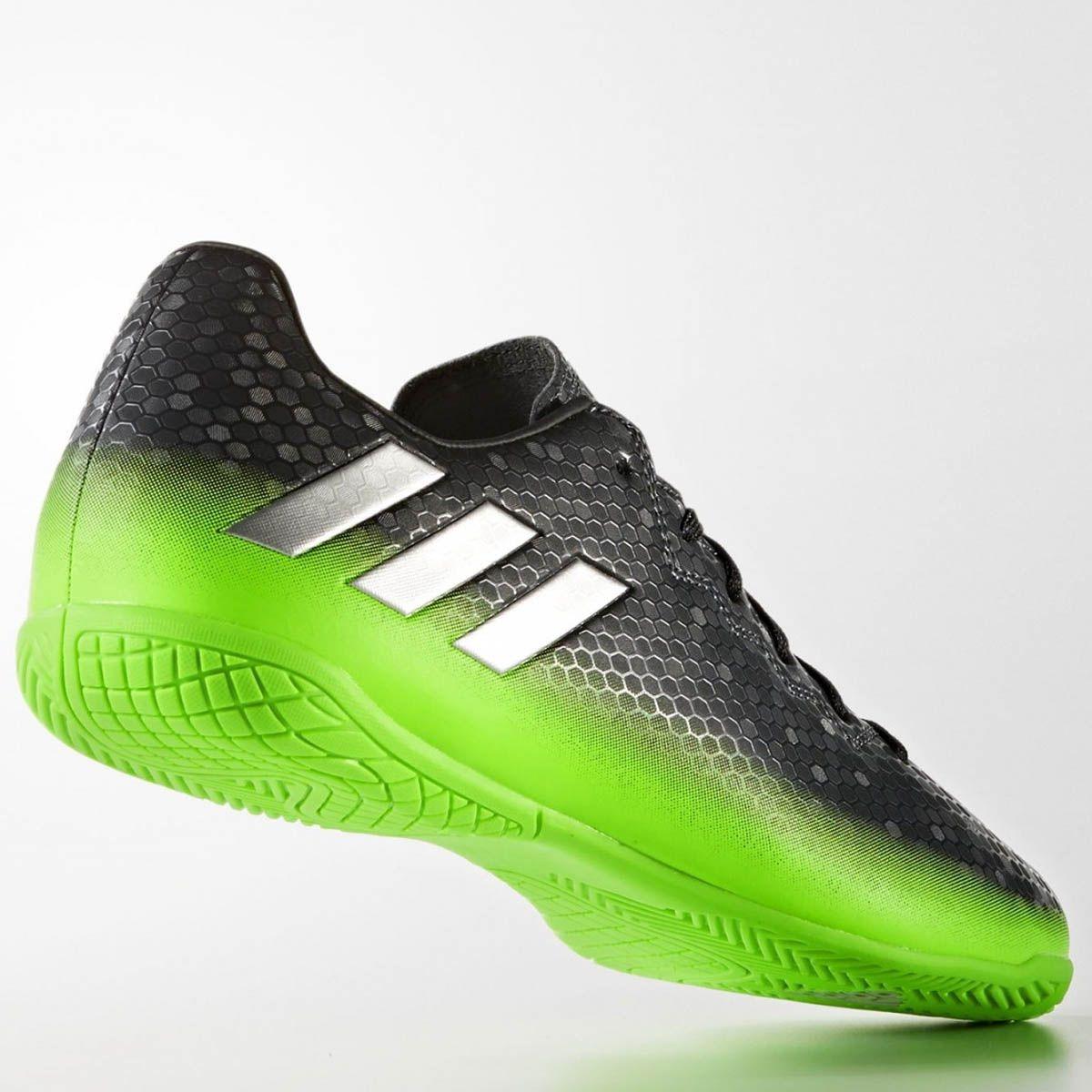 315bb43307 tênis de futsal chuteira adidas messi 16.4 in original +nf. Carregando zoom.
