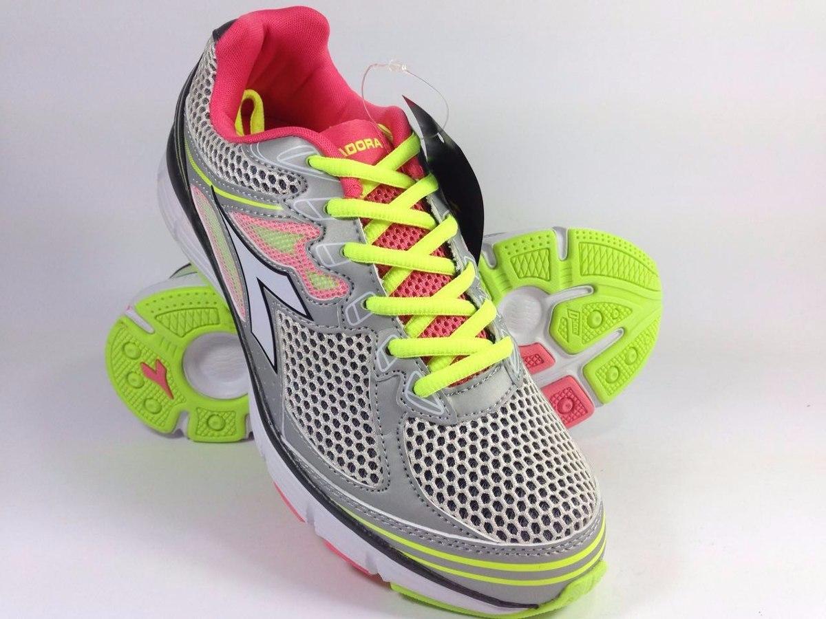 tênis diadora new stratus - corrida caminhada e running. Carregando zoom. 6096ee7486c94