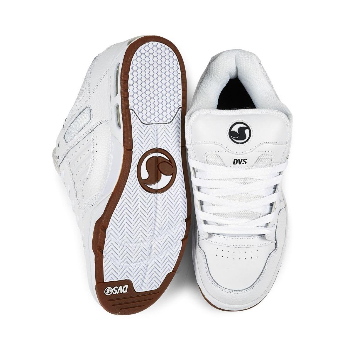ee7ba9db68f tênis dvs enduro heir white gum classic skate. Carregando zoom.