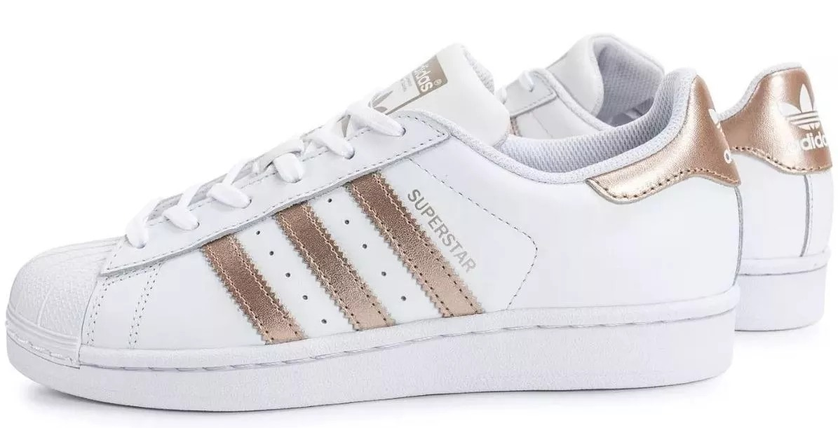 superstar adidas gold