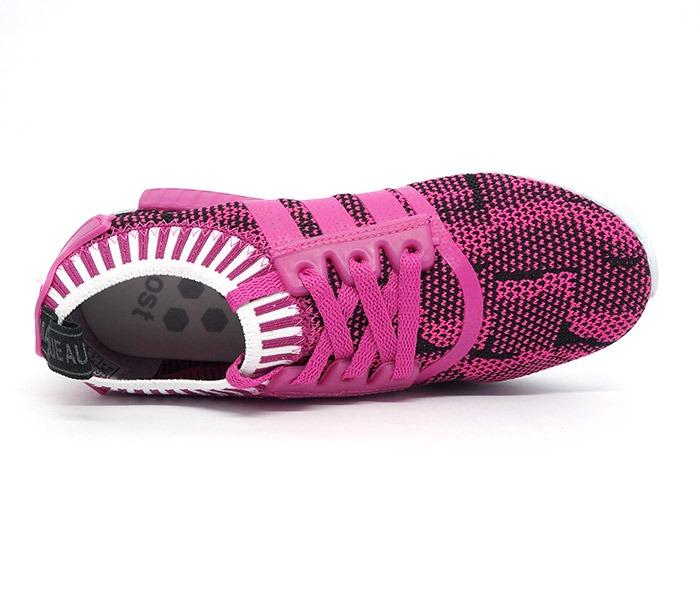 c2823947bdc Tênis Feminino adidas Nmd R1 Pink - R  250