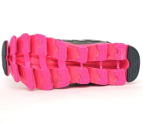 tênis feminino adidas springblade drive cinza e rosa