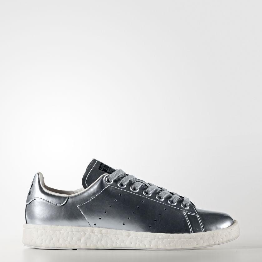 619359a6d31 tênis feminino adidas stan smith boost prata original-netfut. Carregando  zoom.