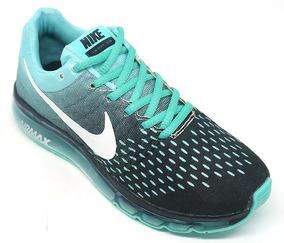 44b10754ed Tenis Nike Air Max Verde Agua - Tênis no Mercado Livre Brasil