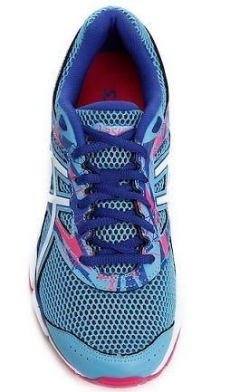 tênis feminino asics gel excite 4a - azul