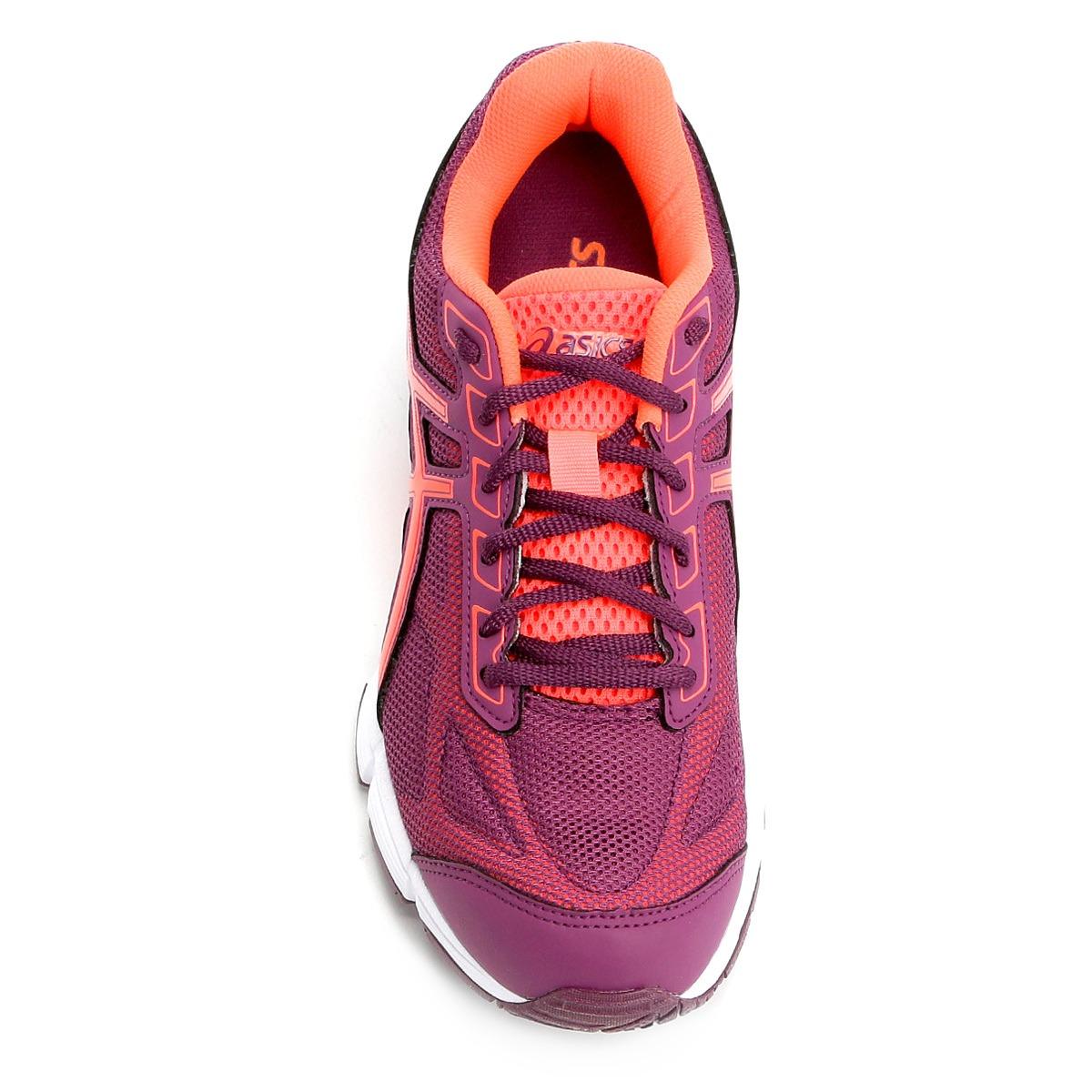 c2488cb5e9 tênis feminino asics gel impression 9 a corrida  caminhada. Carregando zoom.