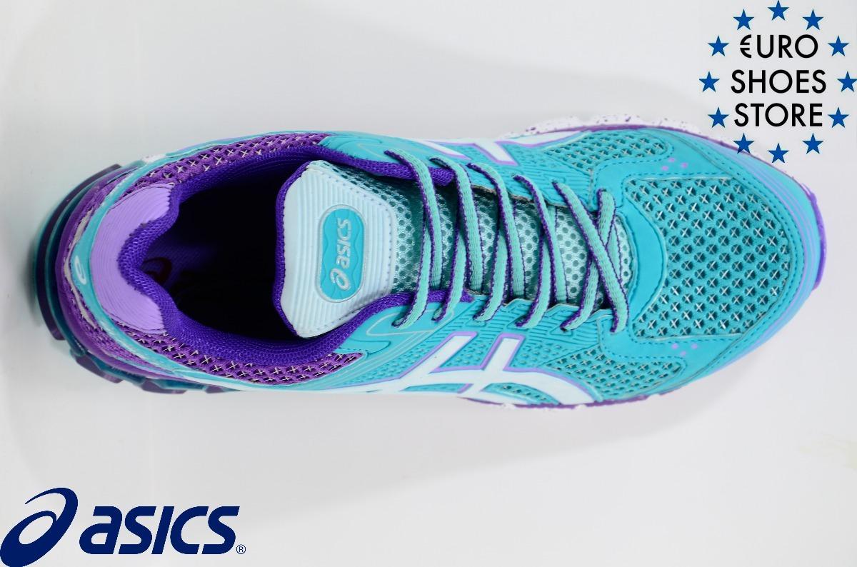 8033ee427c tênis feminino asics gel pulse 7 academia mega promoção. Carregando zoom.