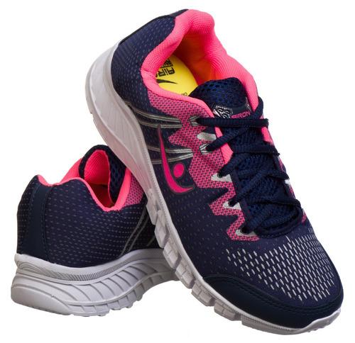 tênis feminino caminhada academia confortável promoção cb135