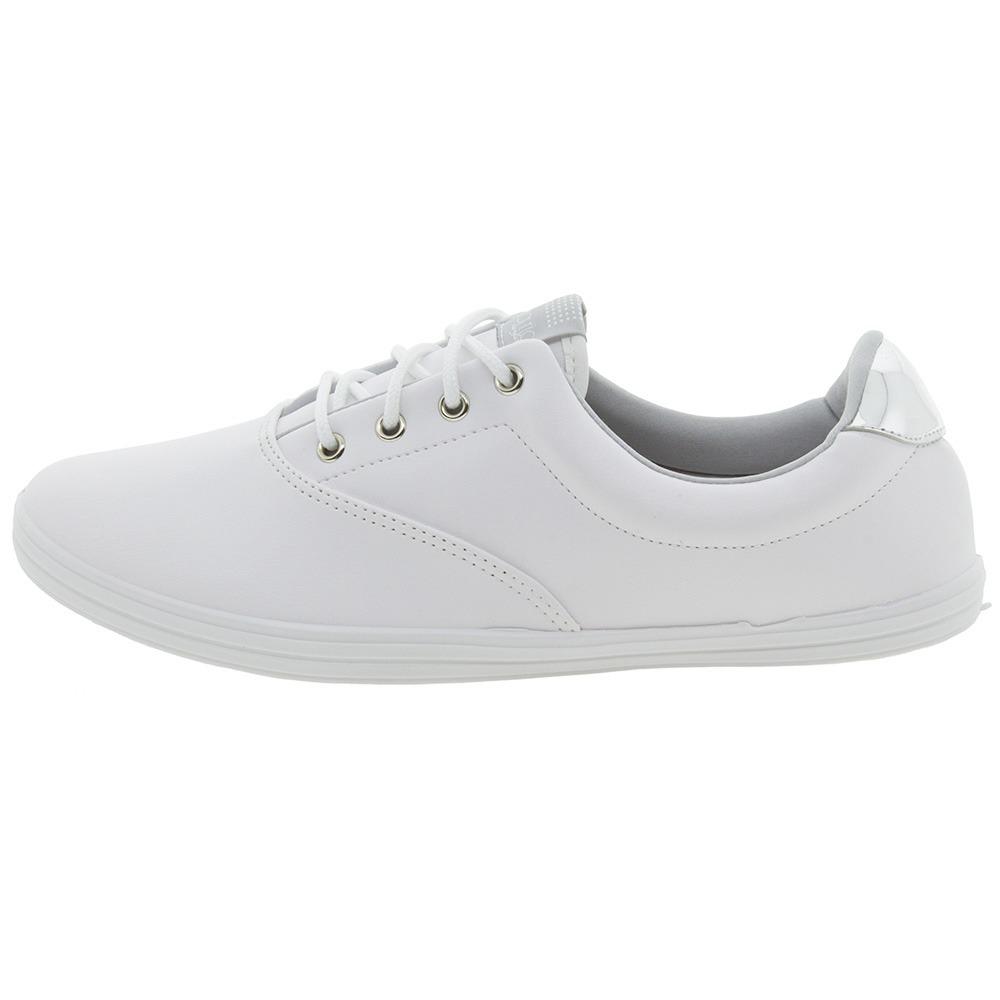 76d2538b783 tênis feminino casual branco prata beira rio - 4145116. Carregando zoom.