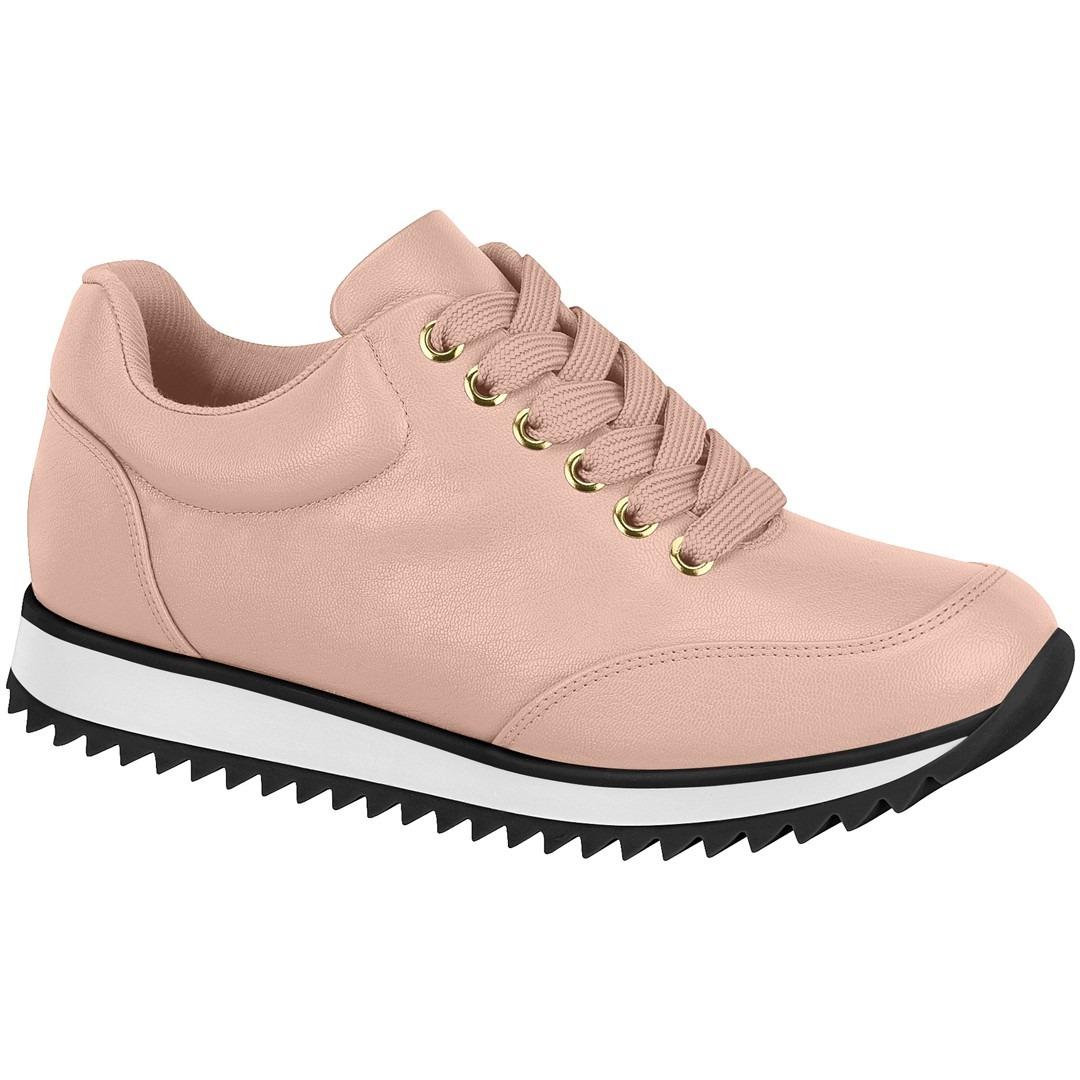 fa66281c5 tênis feminino casual rosa vizzano. Carregando zoom.