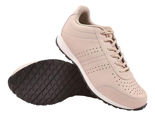 tênis feminino casual sapatênis original chiquiteira 60109
