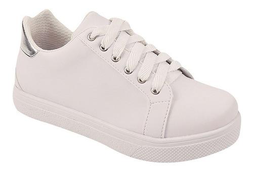 tênis feminino casual sapatênis original chiquiteira 60131