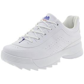 c8d92be50 Leader Calcados Mulher Sapatos Feminino Dakota - Tênis com o Melhores  Preços no Mercado Livre Brasil
