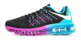 0c2bce9e1 Tenis Nike Feminino Air Max - Calçados, Roupas e Bolsas com o Melhores  Preços no Mercado Livre Brasil