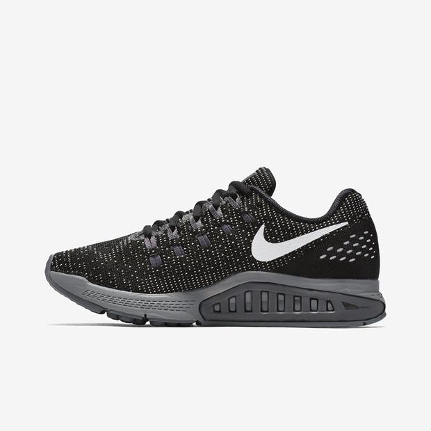 Tênis Feminino De Corrida Nike Air Zoom Structure 19 - R  379 094584aaf385c