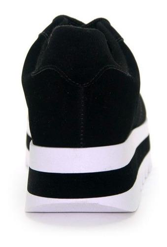 tênis feminino flatform tratorado vizzano pronta entrega1319