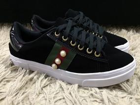424211111f Sapatilha Chanel Inspired - Calçados
