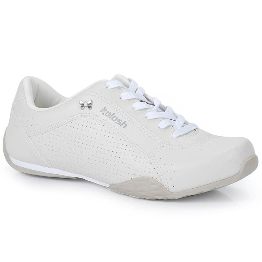 5d47f12ac tênis feminino kolosh bege k9355 - qualidade top. Carregando zoom.