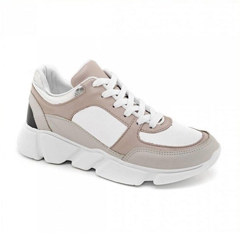 25e6ce073d7 Tênis Feminino Marina Mello Chunky Sneaker Couro - R  214
